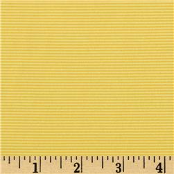 High Performance Comfort Dry Tricot Stripes Lemon