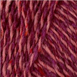 Berroco Blackstone Tweed Yarn Wild Rose