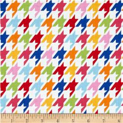 Remix Houndstooth Bright Fabric