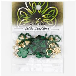Dress It Up Embellishment Buttons  Celtic Creations