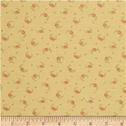 Moda Guernsey Elizabeth Rose Swag Soft Yellow