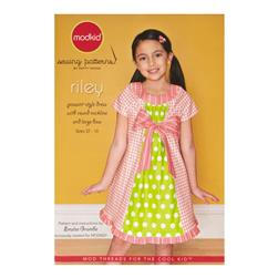 Modkid Riley Dress Sewing Pattern