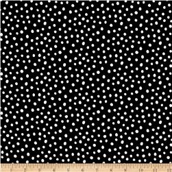 Kaufman Penned Pals Dots Black