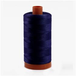 Aurifil Quilting Thread 50wt Midnight