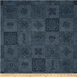 Moda Towne Square Quilts Blue