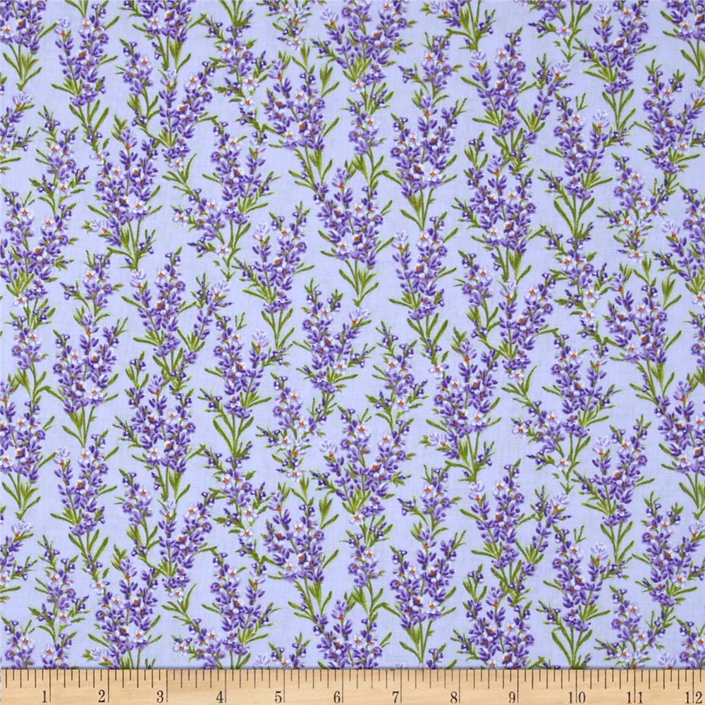 Timeless Treasures Lavender