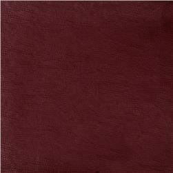 Fabricut 03343 Faux Leather Bordeaux
