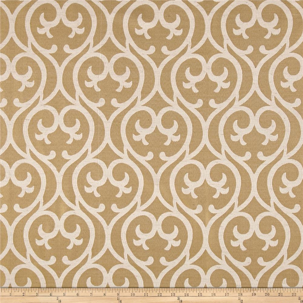 Eroica Cambridge Jacquard Gold