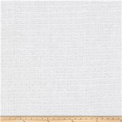 Fabricut Coleridge Linen Blend Snow