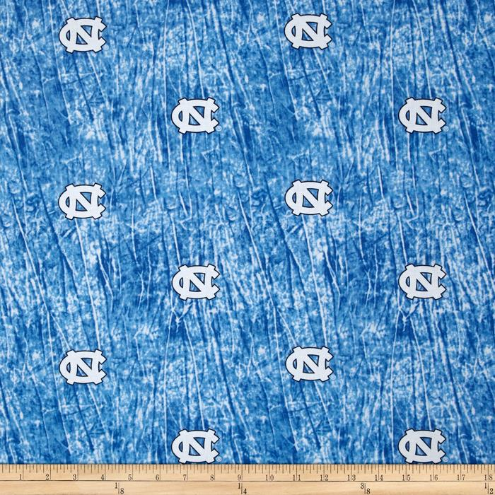 Collegiate Cotton Broadcloth University of North Carolina Tie