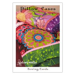 Valori Wells Pillow Cases Sewing Card Pattern
