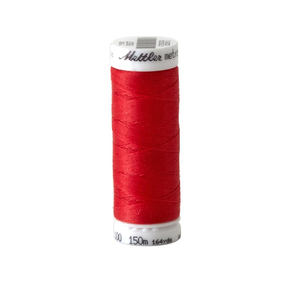Mettler Metrosene Polyester All Purpose Thread Strawberry