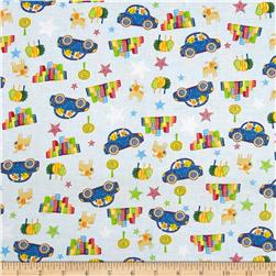 Child's Play City Multi/Blue