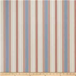 Fabricut Remi Stripe Wallpaper Cadet (Double Roll)