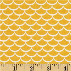 Riley Blake Summer Celebration Summer Waves Yellow