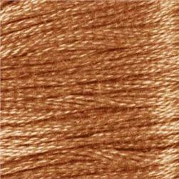 Anchor Six Strand Embroidery Floss 8.75 Yard Skein (347) Bark Light