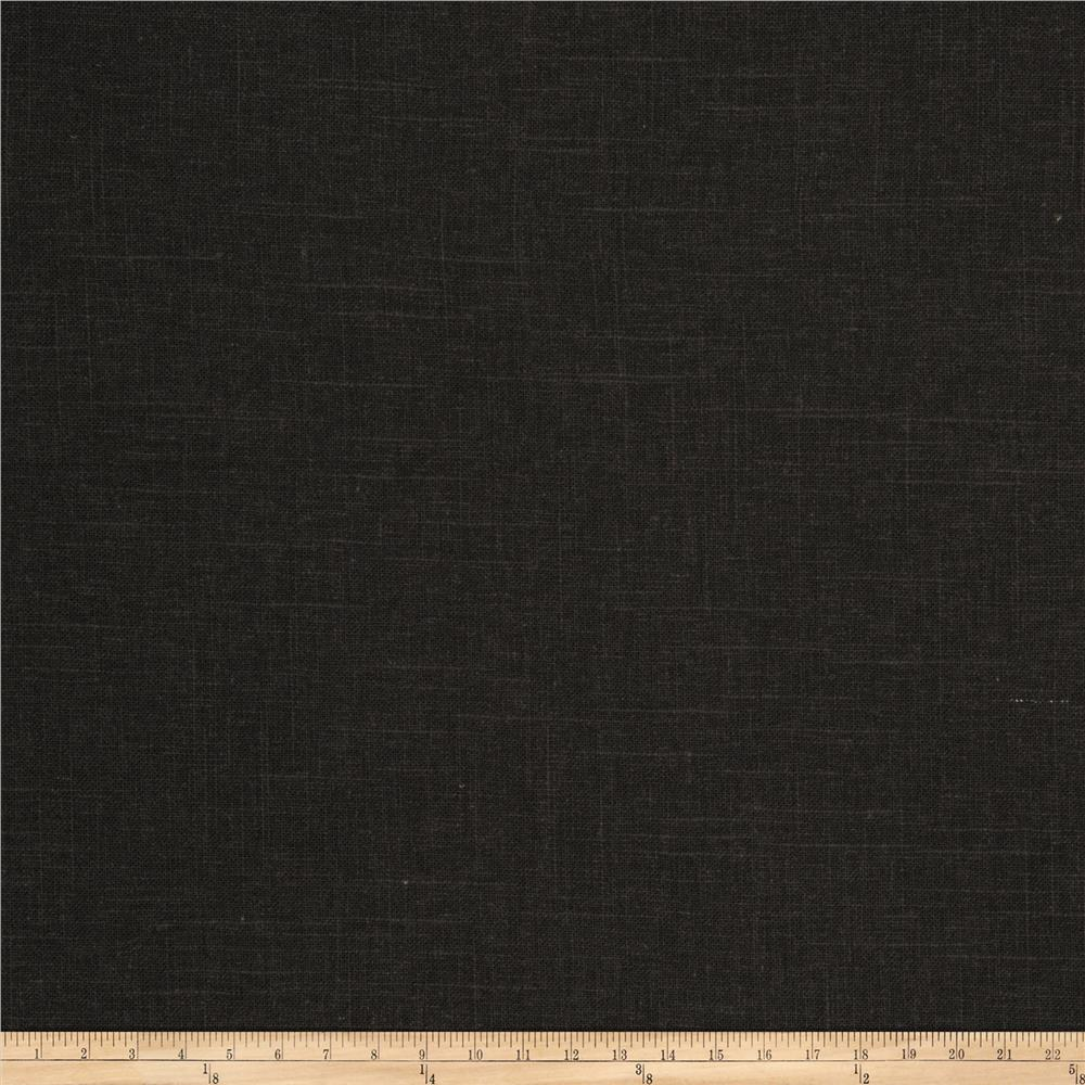 Jaclyn Smith 02636 Linen Black