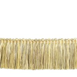 "Trend 2"" 02868 Brush Fringe Sage"