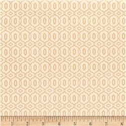 Bella Linked Circles Beige