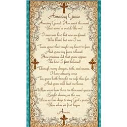 Amazing Grace Panel Beige