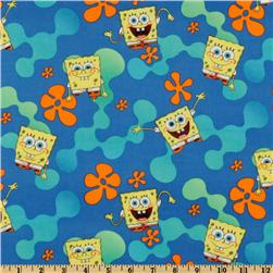 Nickelodeon Spongebob Undersea Blue
