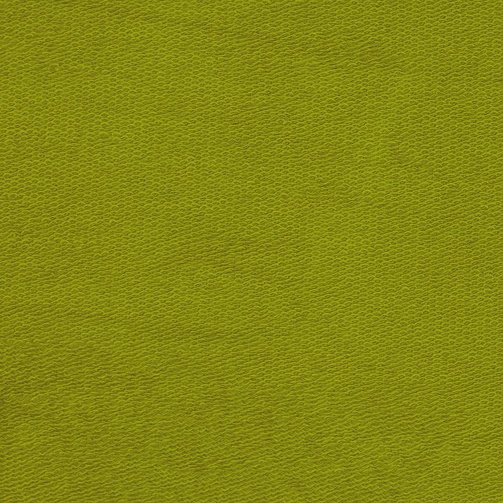 Stretch rayon bamboo french terry knit olive green for Green fabric
