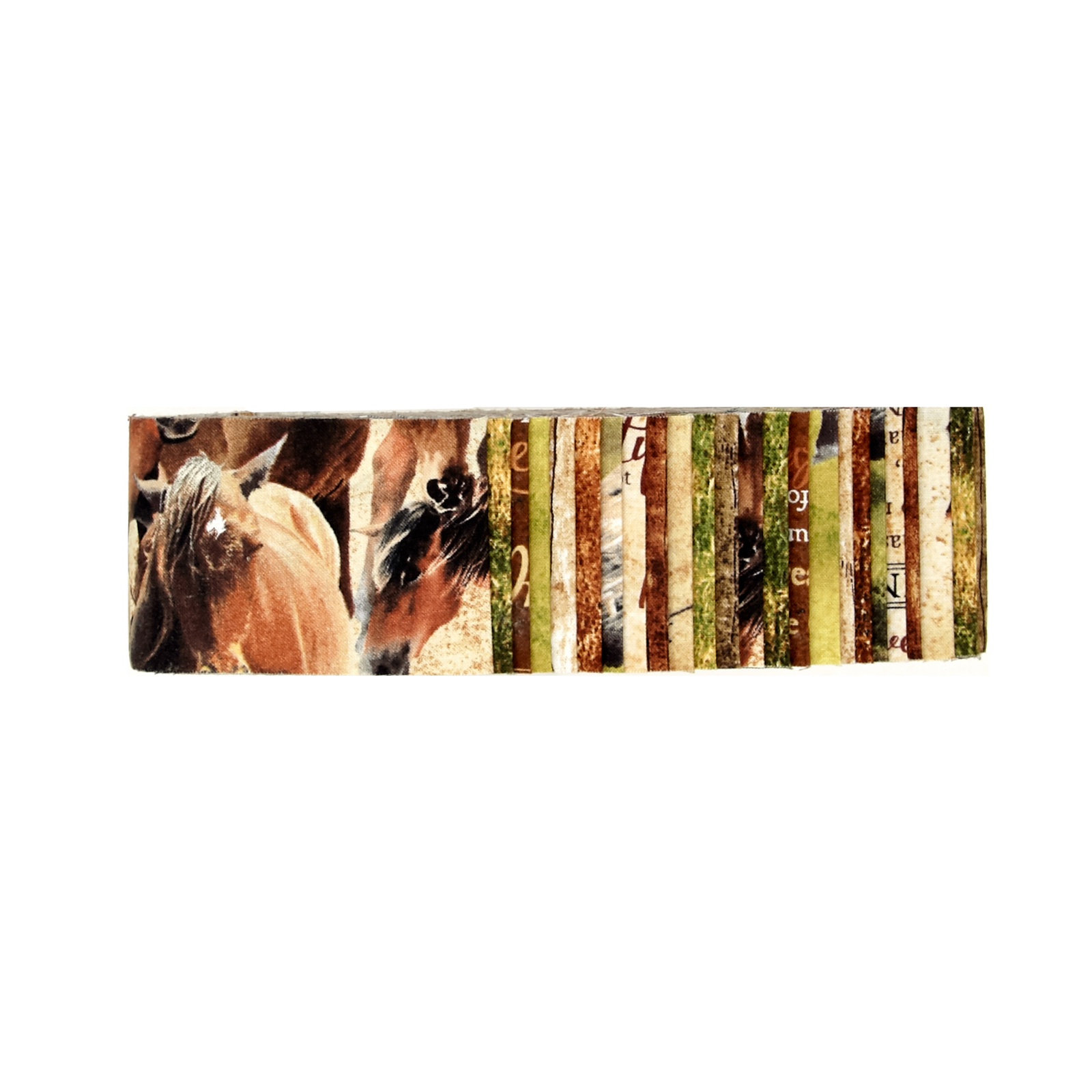 Greener Pastures 2.5'' Strips by MM Fab in USA