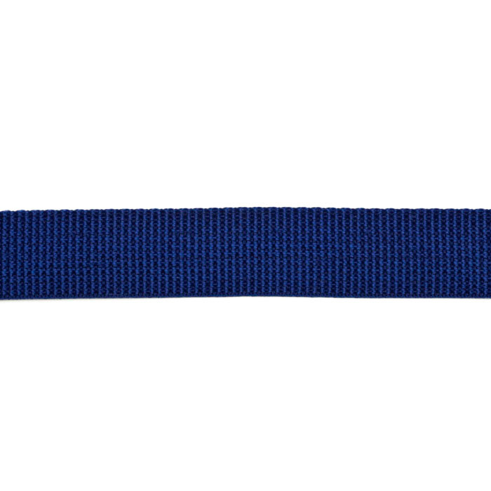 Polyester Webbing 1'' Royal Blue