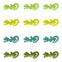 Dress It Up Embellishment Buttons  Gecko
