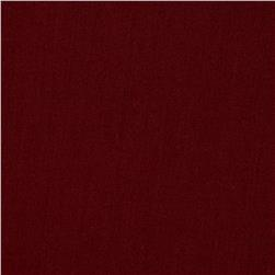 "60"" Poly Cotton Broadcloth Burgundy"