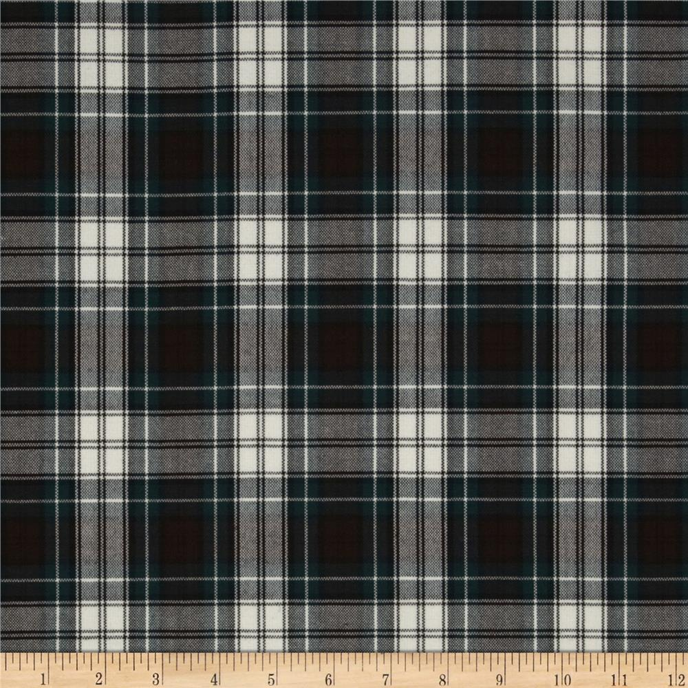 Uniform Plaid Green/Brown