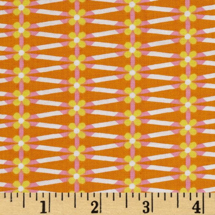 Jenean Morrison True Colors Ribbon Orange