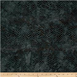 Bali Batiks Handpaints Chevron Smoke