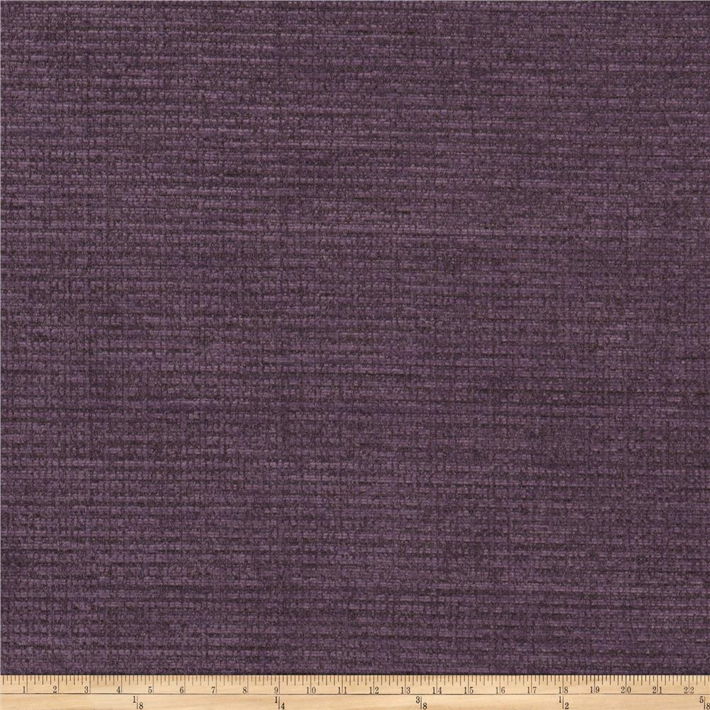 Fabricut Remington Chenille Basketweave Grape