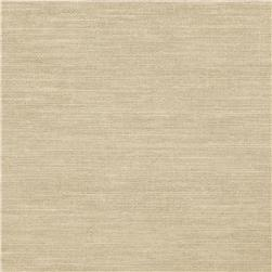 Jaclyn Smith Faux Burlap Blend Buff