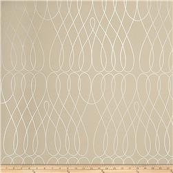 Fabricut Beckon Wallpaper Mocha (Double Roll)