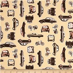 Seven Islands Vintage Cars and Bikes Cream