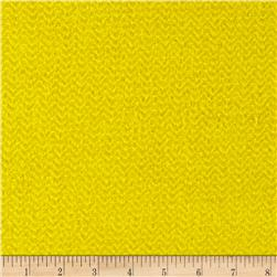 Color Catchers Yarn-Dye Flannel Chevron Yellow