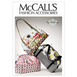 McCall's Bags Pattern M6532 Size OSZ