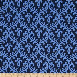 Joyful Brocade Blue
