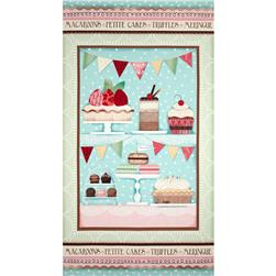 Sugary Sweet 24 In. Panel Multi