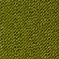8.5 oz Bull Denim Fern Green Fabric