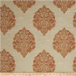 Fabricut Seedorf Damask Jacquard Canyon