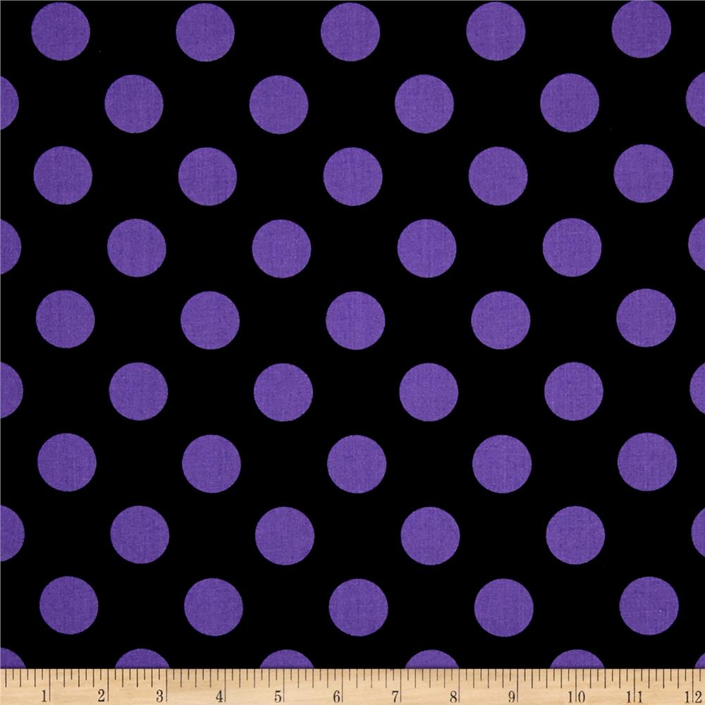 Mind Your Mummy Big Dots Purple