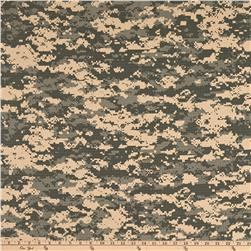 Cotton Ripstop Army Combat Uniform Fabric