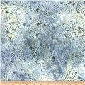 Batavian Batiks Starry Night Steel Gray
