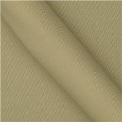 Athletic Mesh Knit Tan