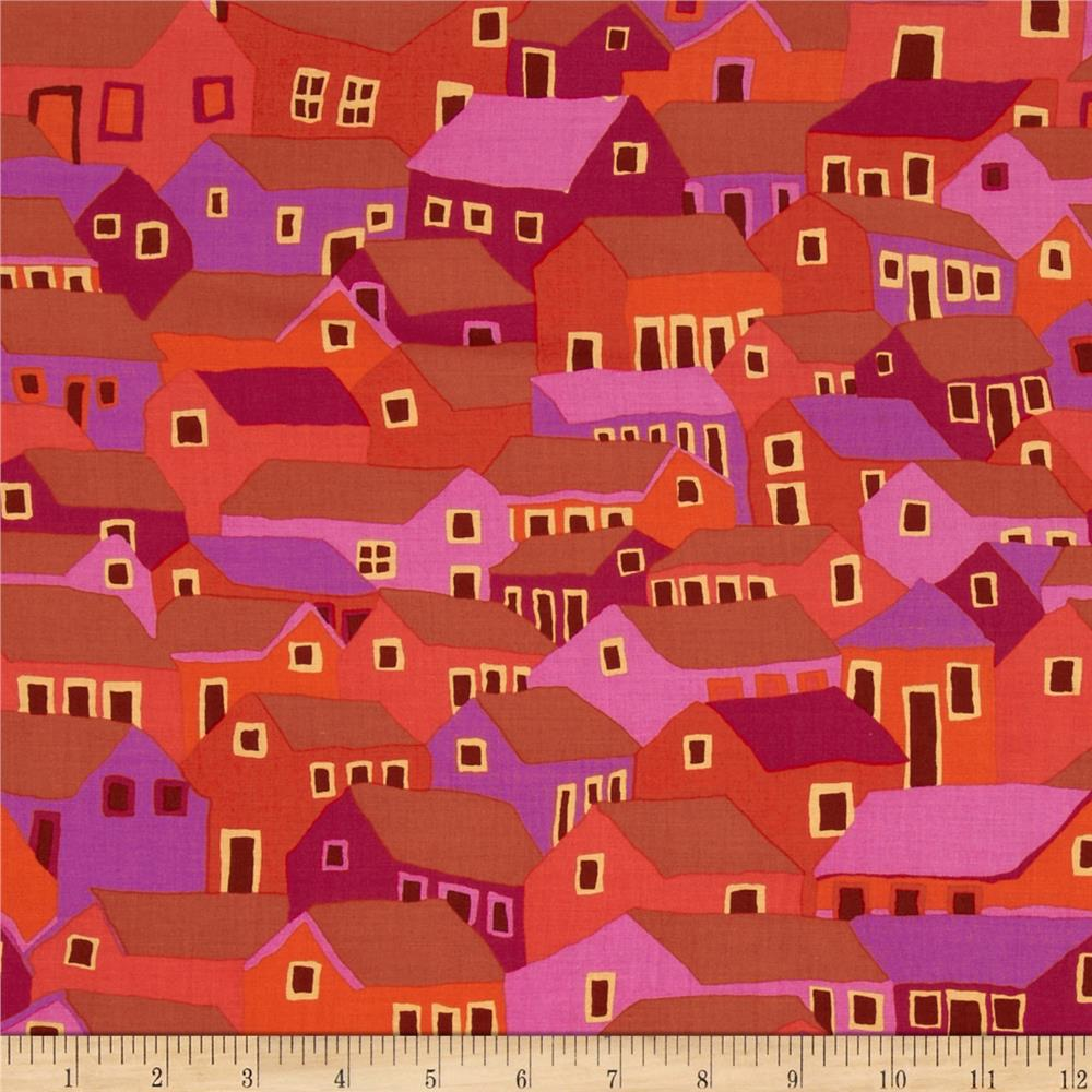 Kaffe Fassett Spring 2014 Collective Earth Shanty Town