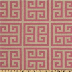 Premier Prints Towers Rosa Oatmeal/Pink