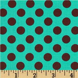 Michael Miller Ta Dot Azure Fabric